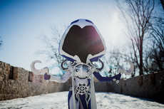 Mathael Cosplay in the Afternoon light