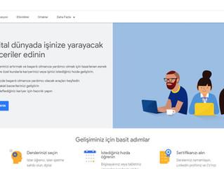 Google Dijital Atölye tam size göre!