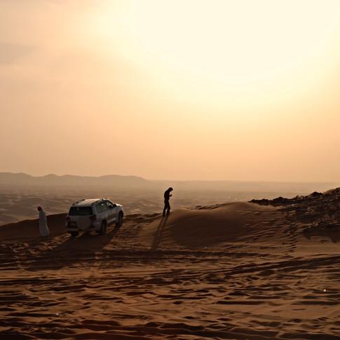 Dubai Safari Etkinliği