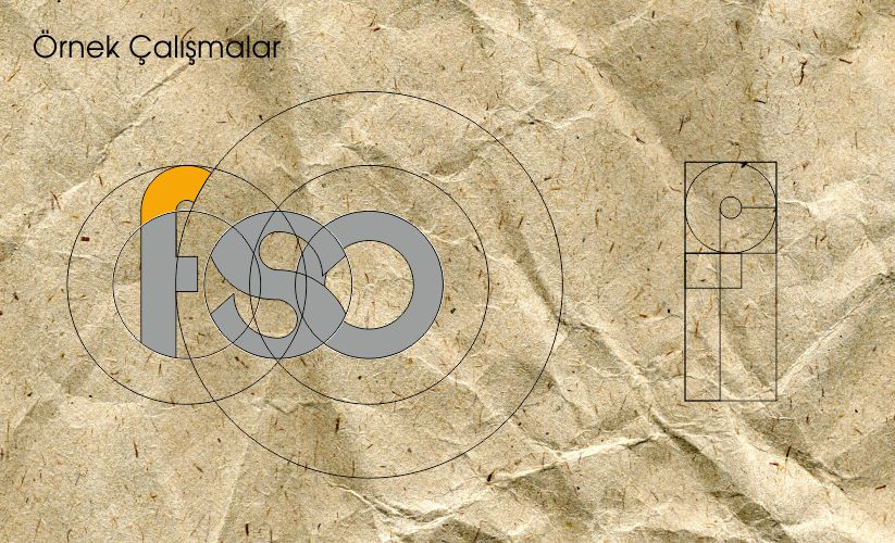 Altın Oran ile logo çalışması
