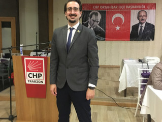 CHP Ortahisar İlçe 2. Olağan Kurulu Gerçekleşti.