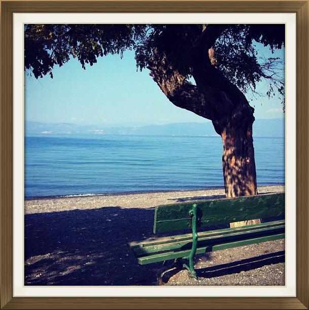 Ohrid Gölü - Makedonya