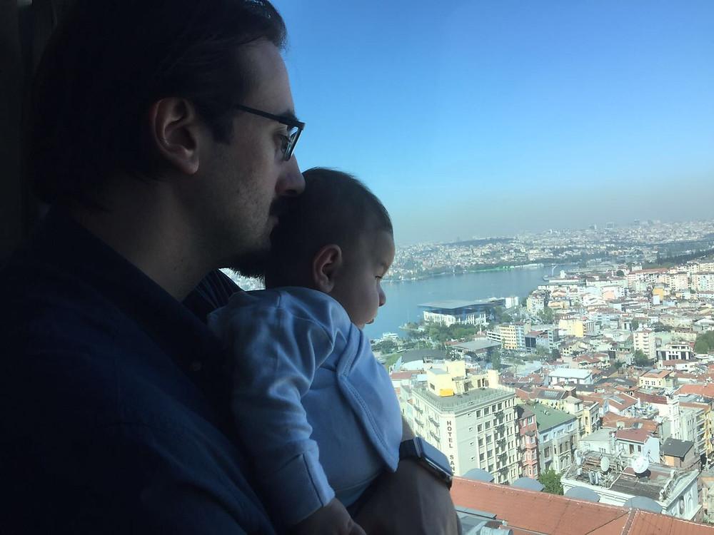 Oğlum Efe Deniz