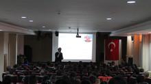 Akçaabat Mesleki ve Teknik Anadolu Lisesi Öğrencileri ile buluştuk.