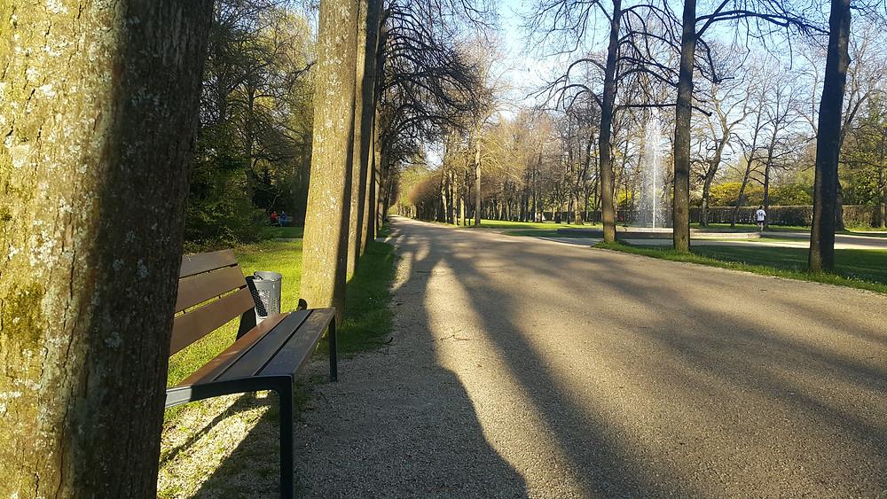 Bahsetmiş olduğum park örneği