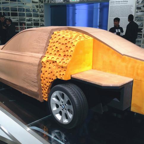 Araba Modelleme Aşaması