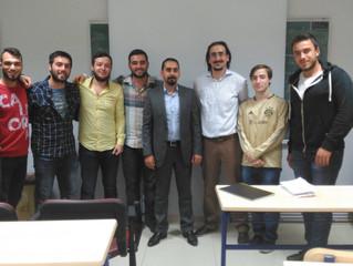 Girişimcilik Bölüm Dersi [Avrasya Üniversitesi - 06.10.2016]
