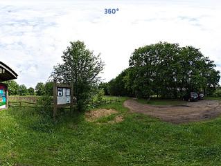 Virtuele tours voor gemeenten in 360°
