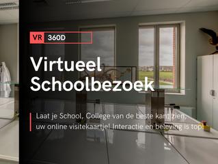 Virtueel schoolbezoek met 360°beelden vervangt opendeurdag