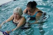 Karen Charles giving an AquaStretch.jpg