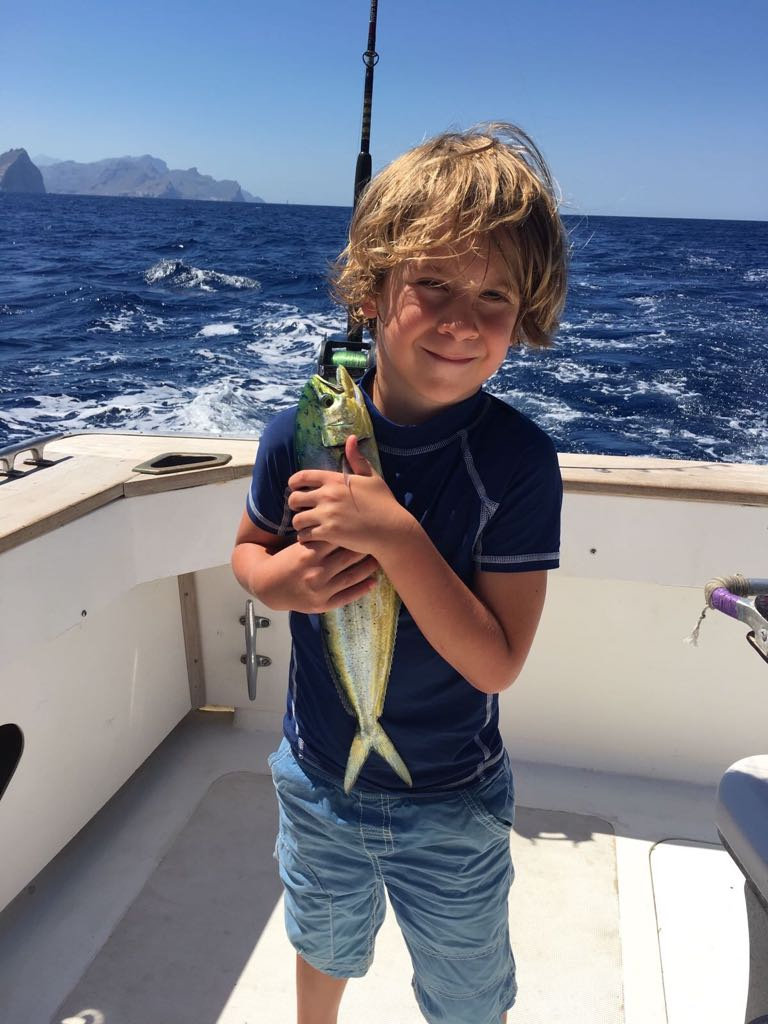 PRIVATE FAMILY FISHING & SPECIAL KIDS