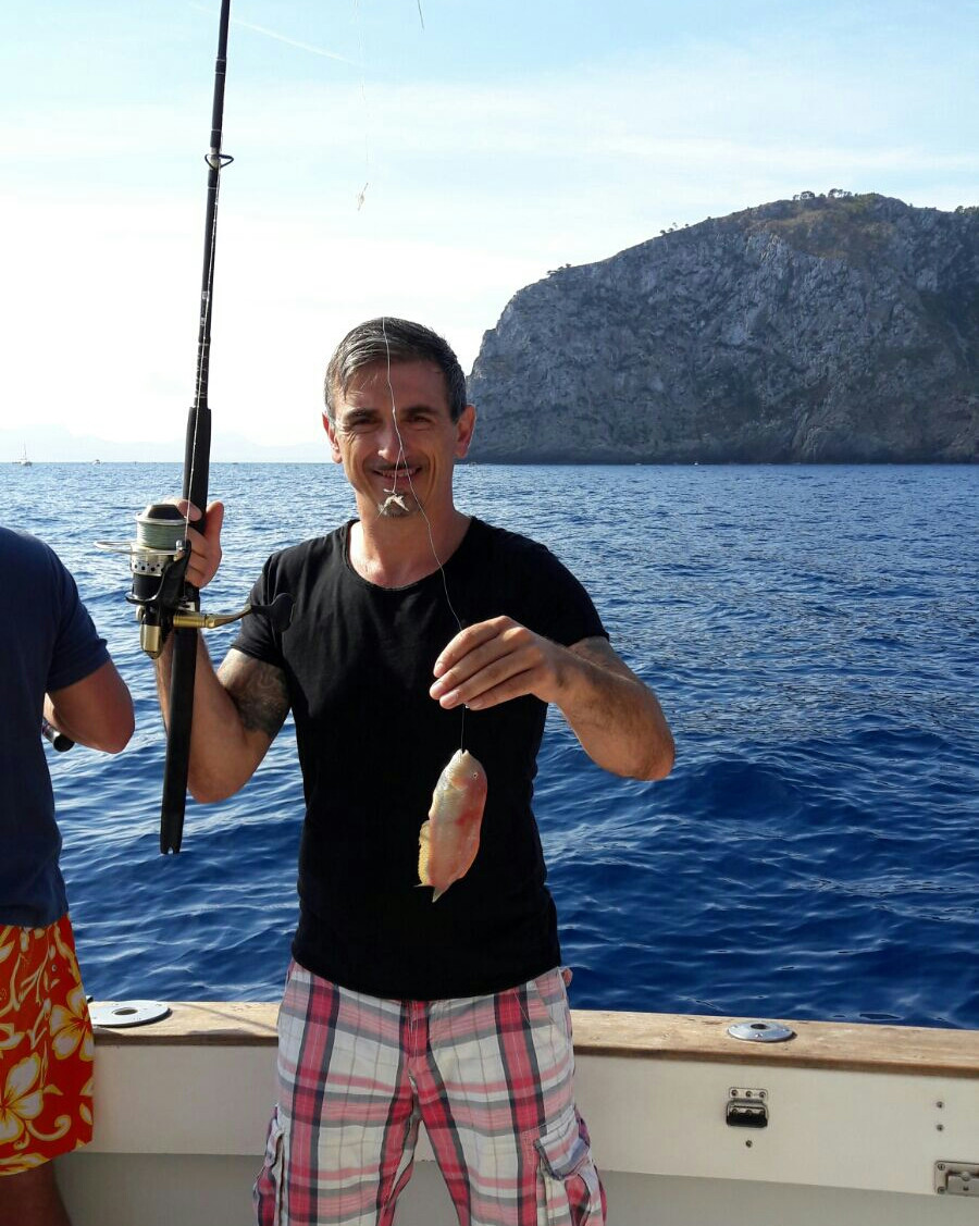 FISHING IN MALLORCA