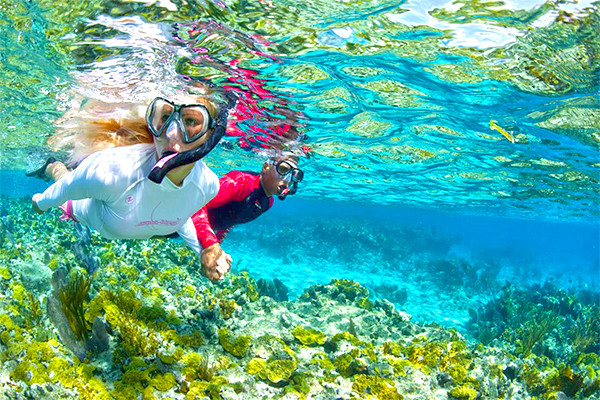 SNORKELING IN MALLORCA BY  ROYAL CHARTERS MALLORCA