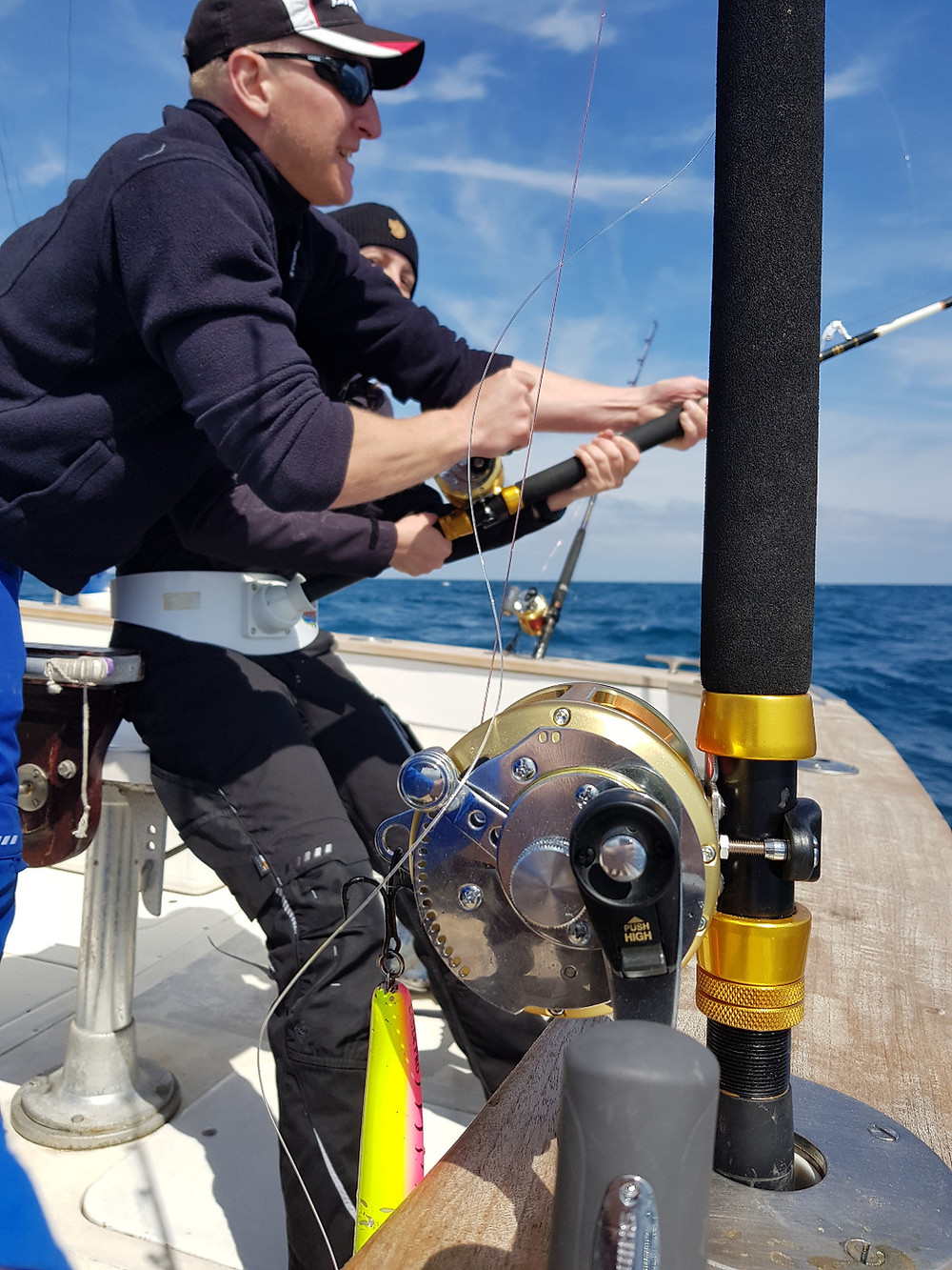 BIG GAME MALLORCA AND TROLLING FISHING MALLORCA