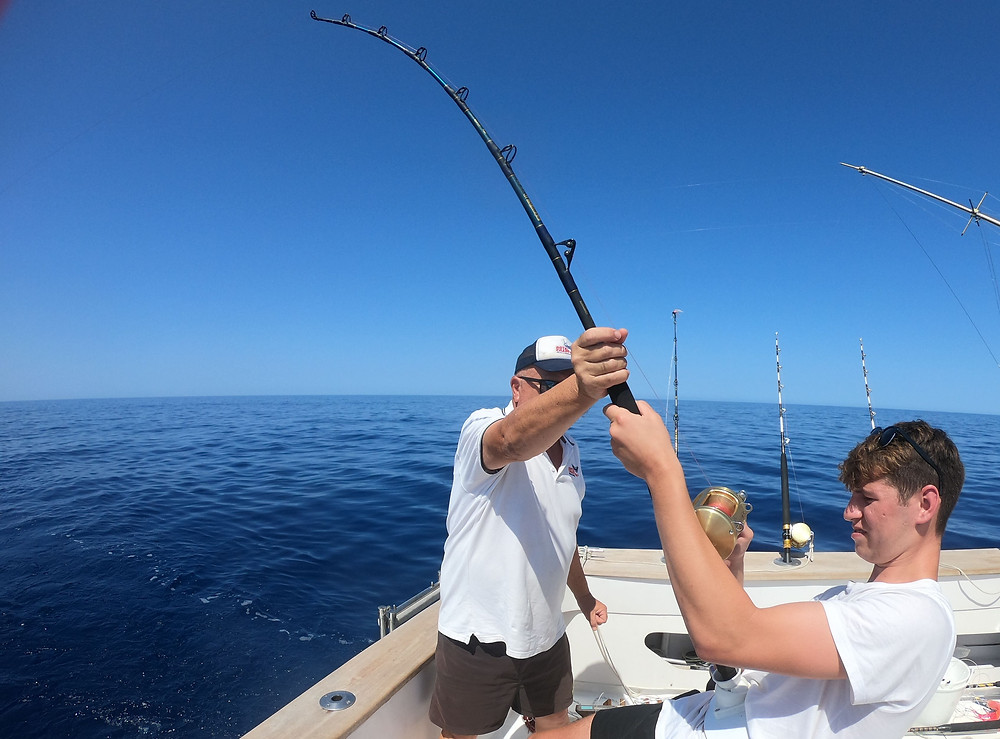 DEEP SEA FISHING IN MALLORCA