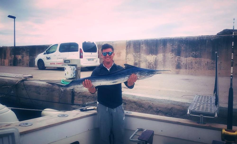 FISHING MARLIN IN MALLORCA