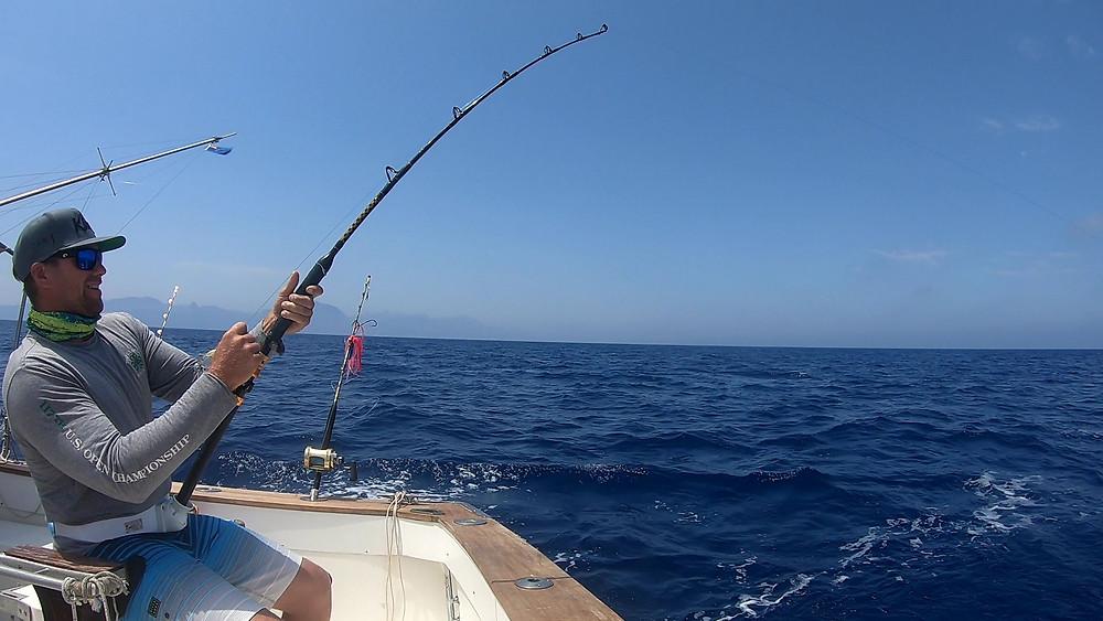 deep sea fishing in mallorca
