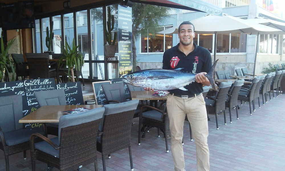 sport fishing mallorca can picafort bar miami