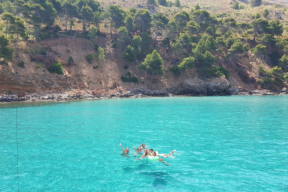rent a boat in mallorca
