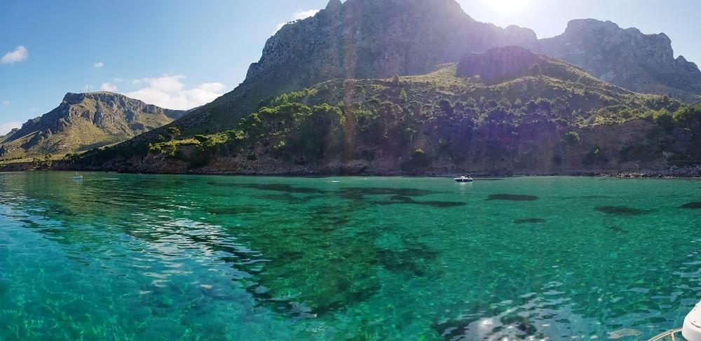 boat trips in mallorca