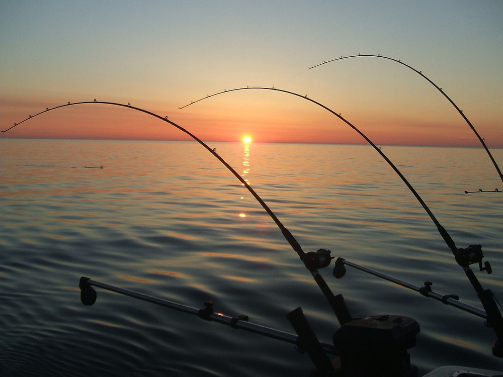 fishing trips  mallorca sunrise fishing