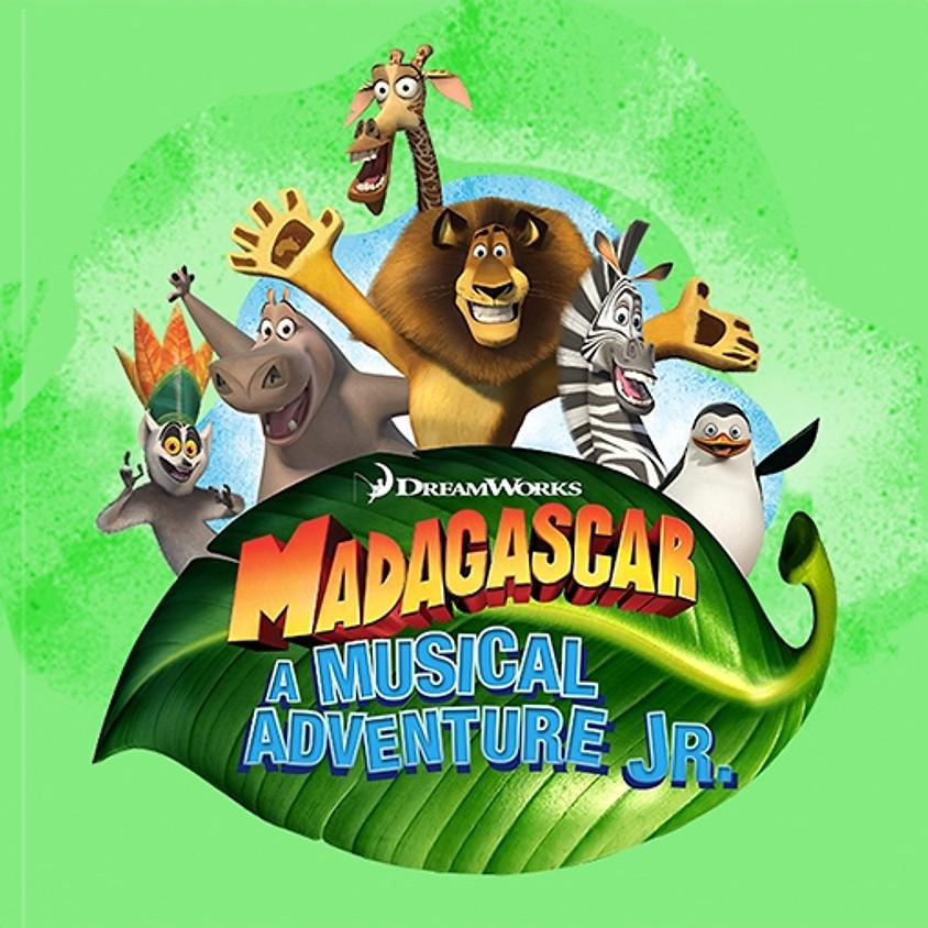 Madagascar Jr (Actors Ages 9-12)