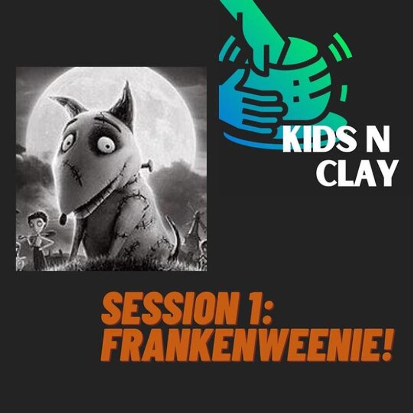 Kids 'N Clay:Frankenweenie!