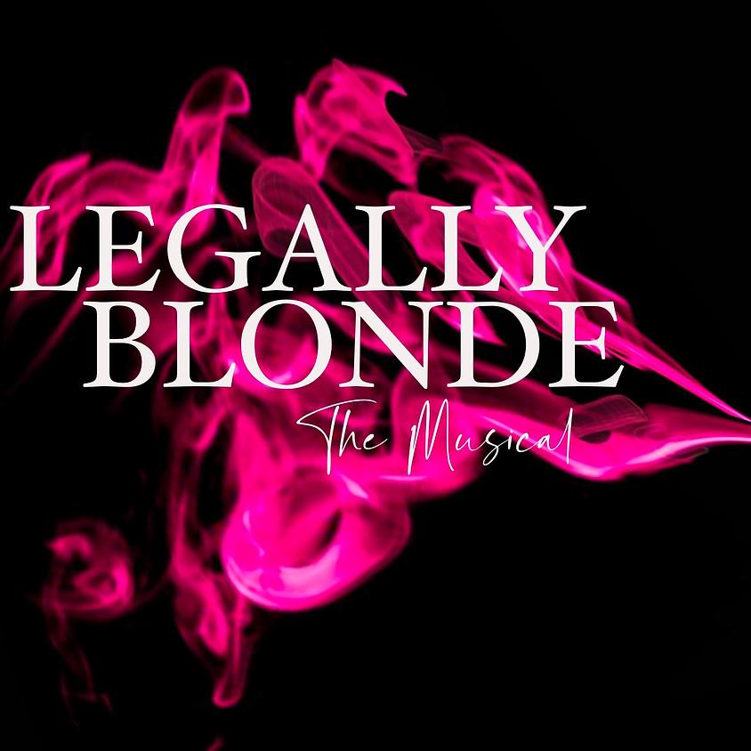 Legally Blonde (Actors Ages 14-17)