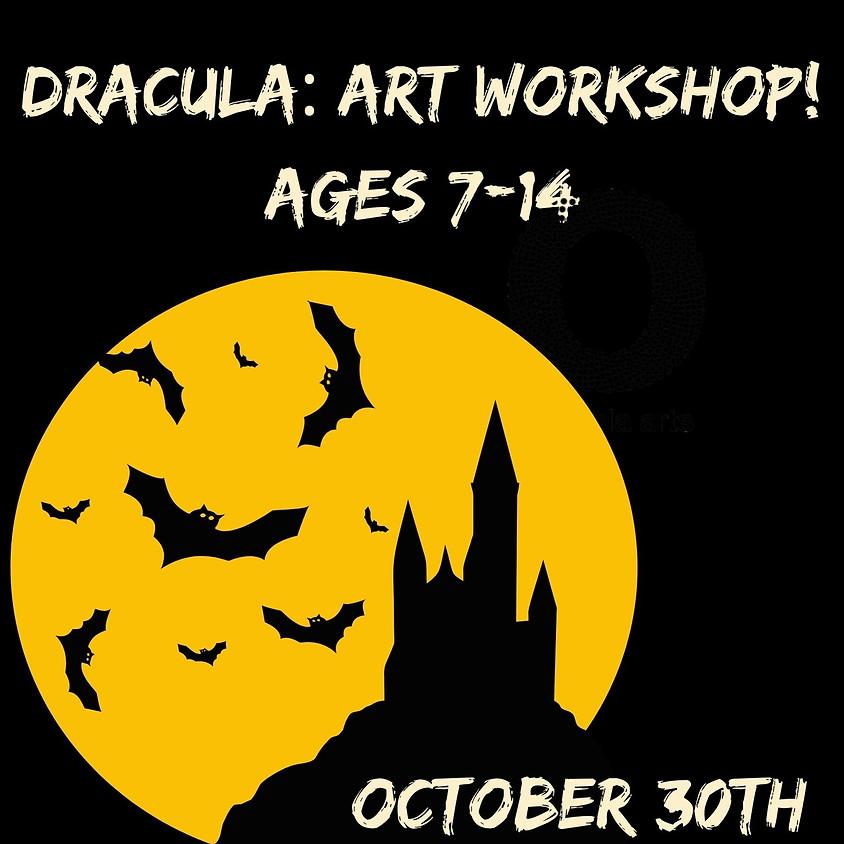 Dracula: Art Workshop