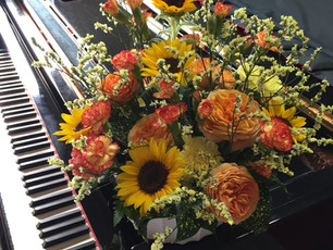 お花の贈り物⚘
