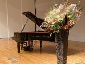 piano concert 終演