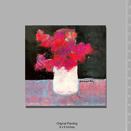 Original Painting (9 x9) $295