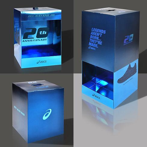 Asics Packaging