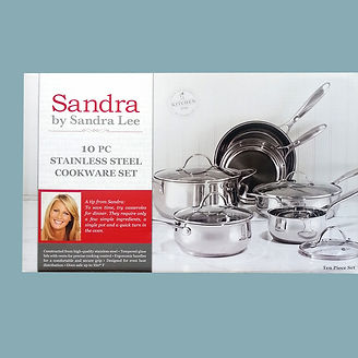 Sandra Lee Packaging
