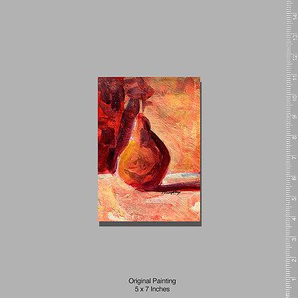 Original Painting (5 x 7) $225