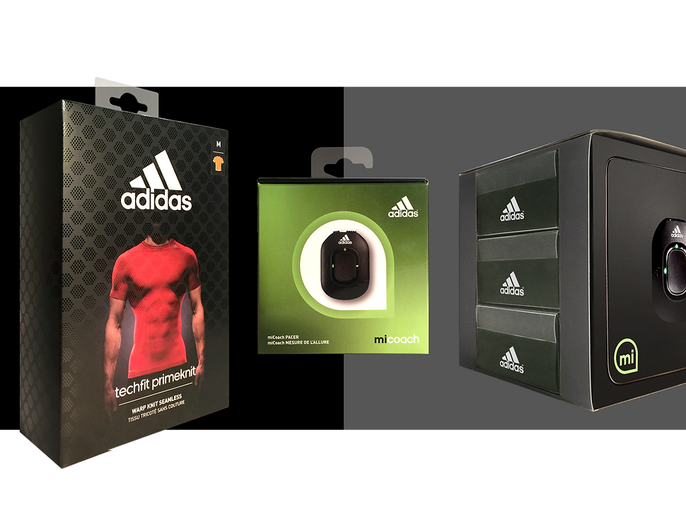 Adidas Packaging