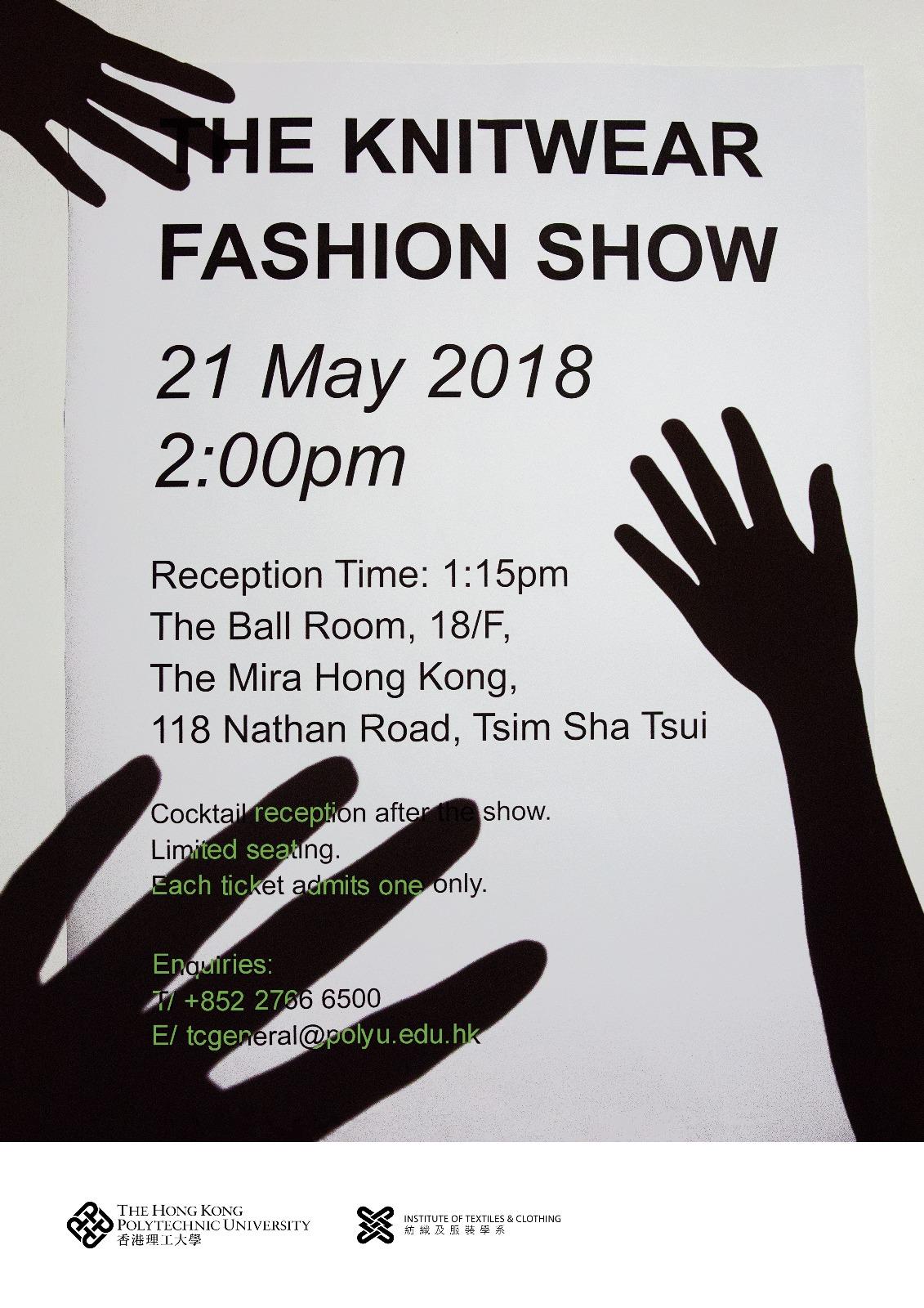 The Knitwear Fashion Show 2018