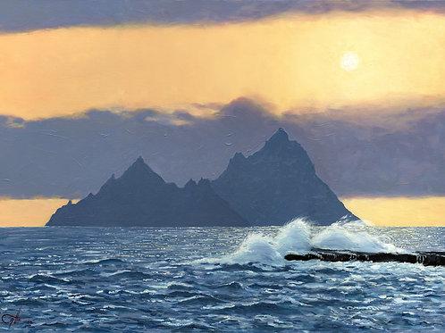Enchanted Evening (Skellig Islands)