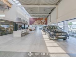 Mercedes Jacobs Lokeren showroom
