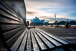 Opera House Sunrise