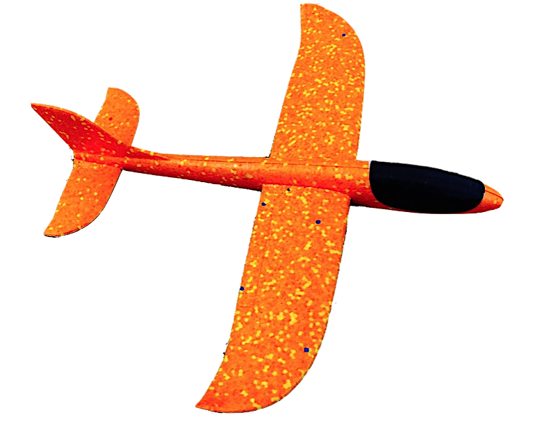 Black_Cockpit_Orange_Glider