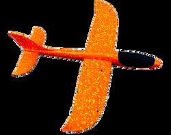 Black_Cockpit_Orange_Glider