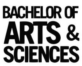 Bachelor of Arts & Sciences
