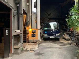 路地裏の秘密基地UEMACHI SANC ~上町サンク~のご紹介