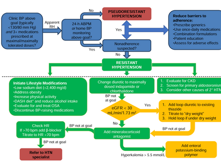 Manejo de la HTA resistente en Enf renal crónica