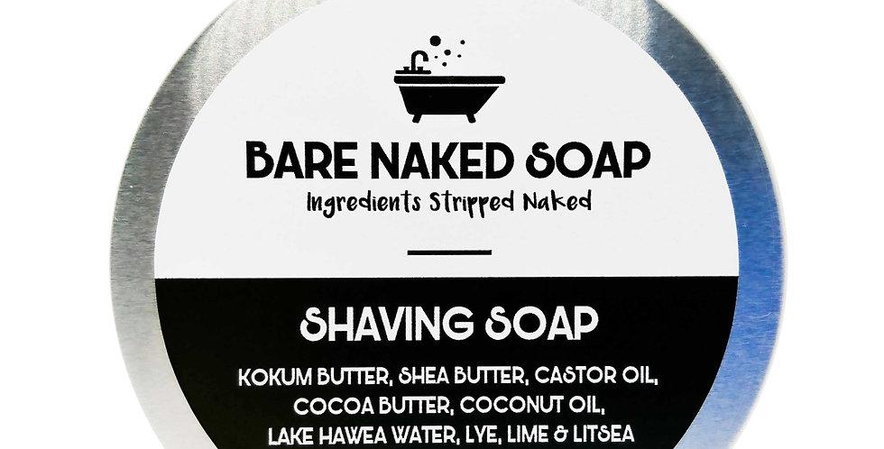 Lime Shaving Soap