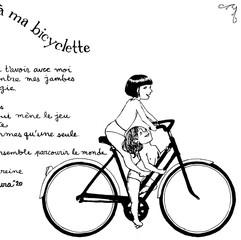 Lettre d'amour à ma bicyclette