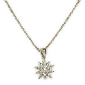 エリザベートジュエリー:ネックレス(ゴールド)オーストリア製
