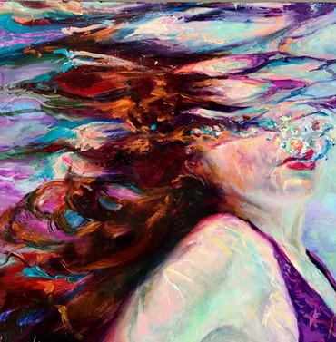 Oceans of Violet Study
