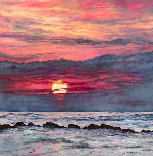 """""""Edge of the World at Dawn"""""""